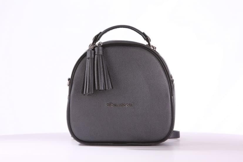 c68296341e00 Новинка! Молодежная сумка - рюкзак, модель 172952 графит, alba ...