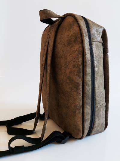 Фото товара: рюкзак 212364 хакі-нікель. Вид 4.