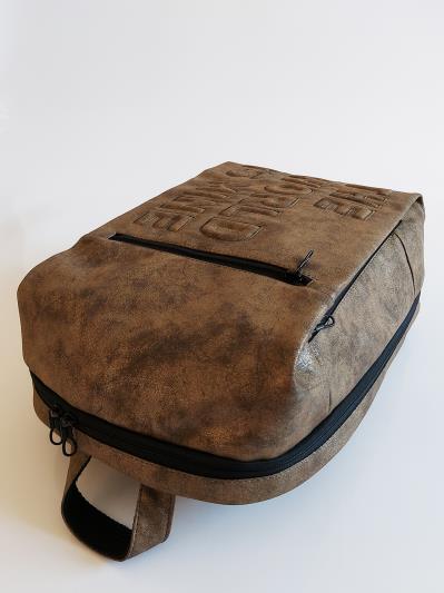 Фото товара: рюкзак 212364 хакі-нікель. Вид 6.