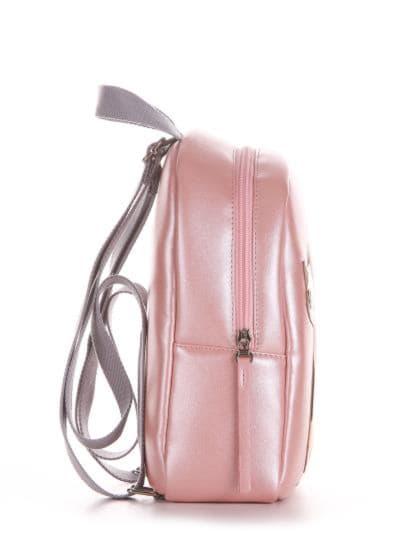 alba soboni. Дитячий рюкзак 2012 рожевий. Вид 2.