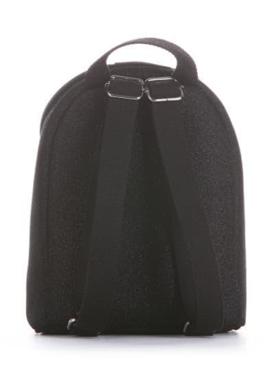 alba soboni. Дитячий рюкзак 2031 чорний. Вид 3.