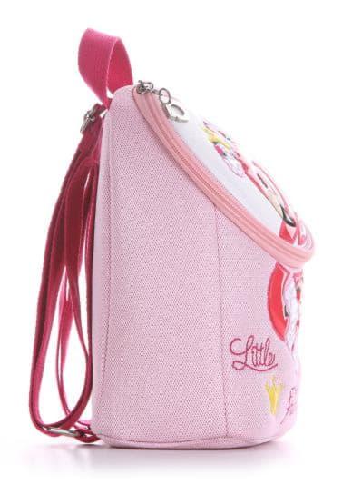 alba soboni. Дитячий рюкзак 2035 рожевий. Вид 2.