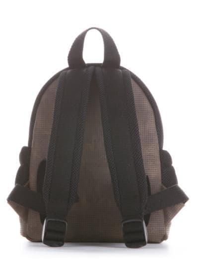 alba soboni. Дитячий рюкзак 2042 чорний. Вид 3.