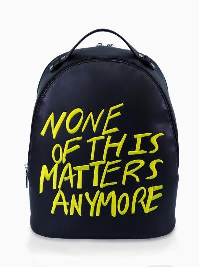 Фото товару: рюкзак 211513 чорний. Вид 5.