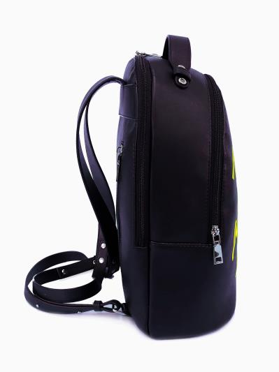 Фото товару: рюкзак 211513 чорний. Вид 6.