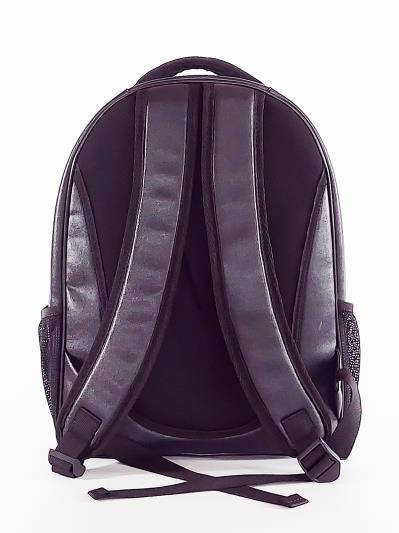Фото товара: шкільний рюкзак 211706 чорний. Вид 4.