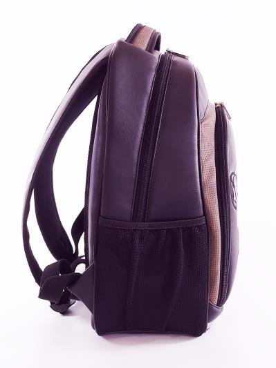 Фото товара: шкільний рюкзак 211711 чорний. Вид 2.