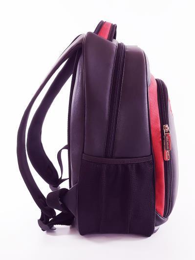 Фото товара: шкільний рюкзак 211712 чорний. Вид 2.
