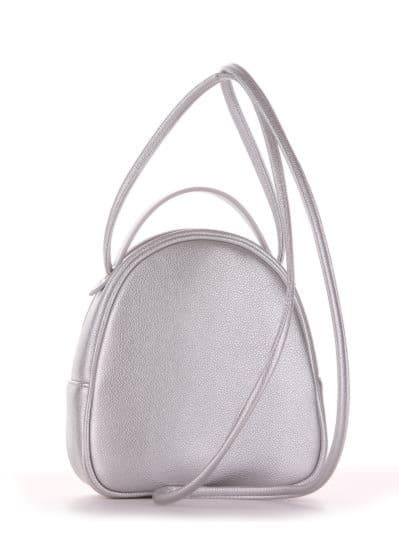 alba soboni. Дитяча сумка-рюкзак 2001 срібло. Вид 3.