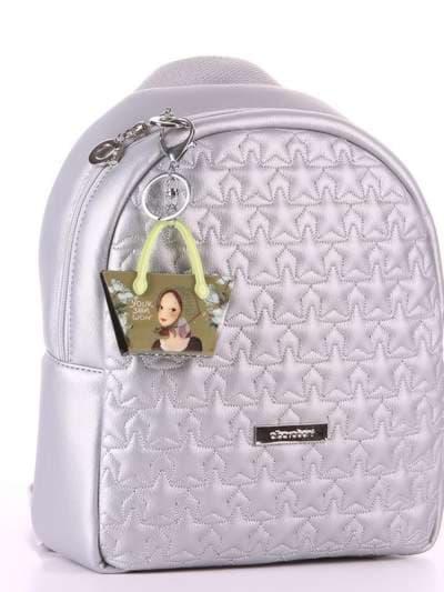 Брендовий брелок сумочка з дівчинкою хакі. Фото товару, вид 2