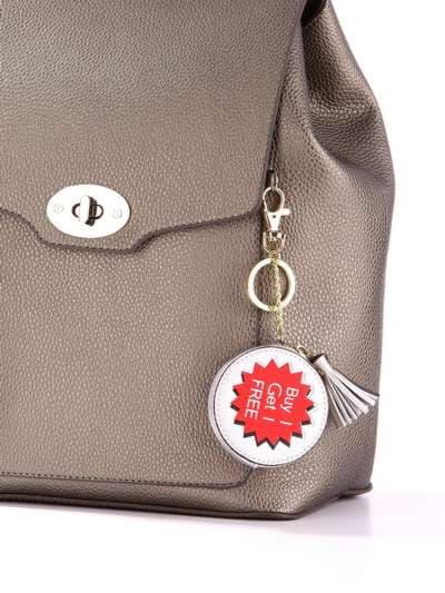 Стильный брелок мини сумочка buy get free. Фото товара, вид 2