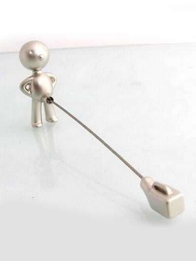 Модный брелок забавный мистер пэт никель. Фото товара, вид 1_product-ru