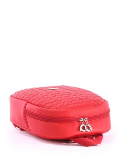 alba soboni. Дитячий рюкзак 0612 червоний. Вид 5.