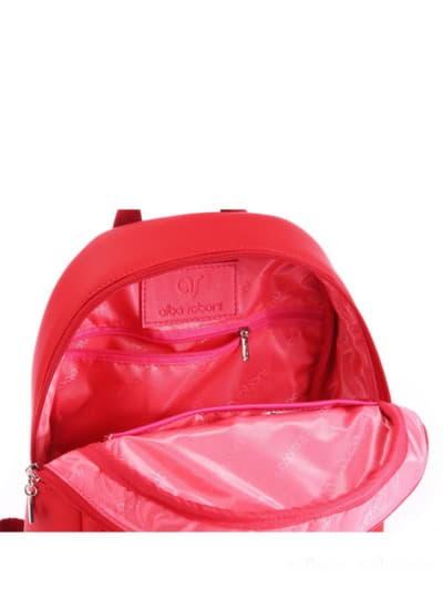 alba soboni. Дитячий рюкзак 0612 червоний. Вид 6.