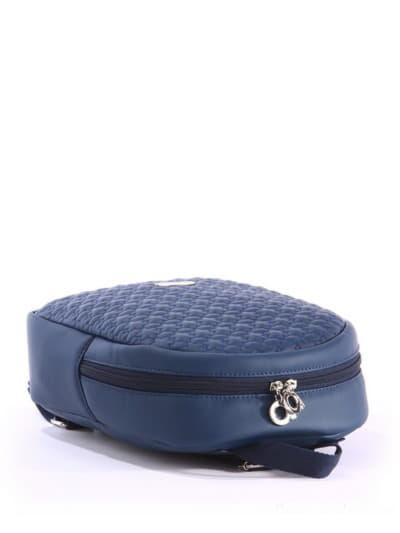 alba soboni. Дитячий рюкзак 0613 синій. Вид 5.