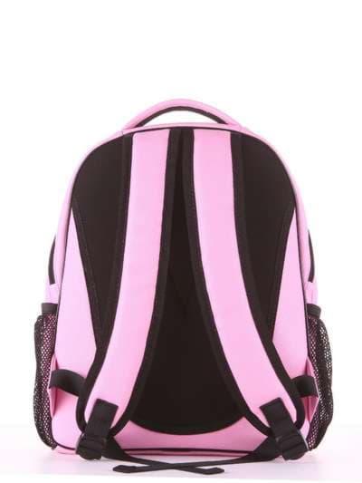 Модный рюкзак, модель 181706 розовый. Фото товара, вид дополнительный.