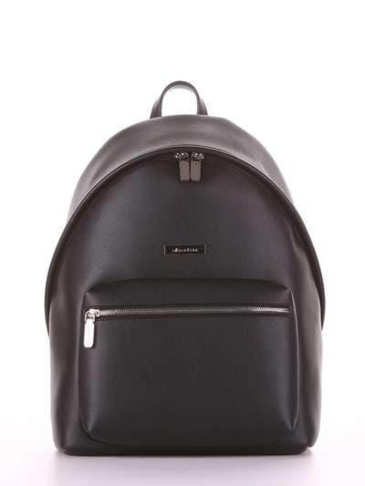 Брендовый рюкзак, модель 181711 черный. Фото товара, вид сбоку._product-ru