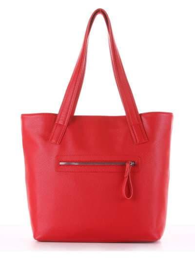 Школьная сумка, модель 181416 красный. Фото товара, вид дополнительный.