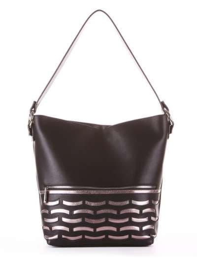 Школьная сумка, модель 181443 черный. Фото товара, вид сбоку._product-ru