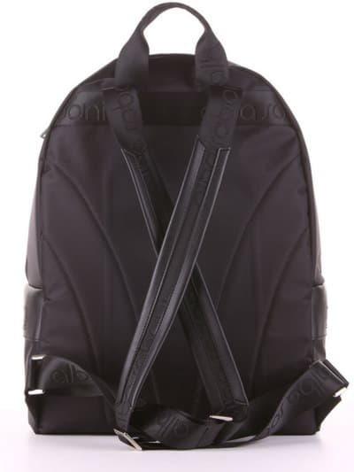 Школьный рюкзак - unisex, модель 181611 черный. Фото товара, вид дополнительный.