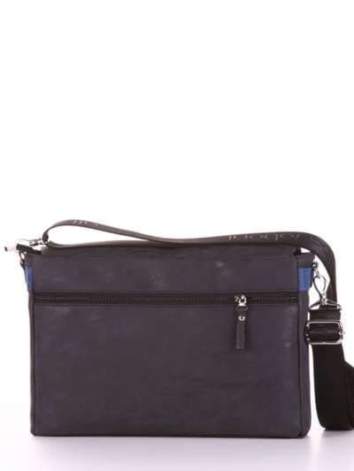 Школьная сумка, модель 181632 черный. Фото товара, вид дополнительный.