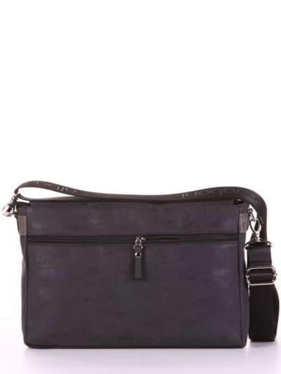 Школьная сумка, модель 181634 черный. Фото товара, вид дополнительный.