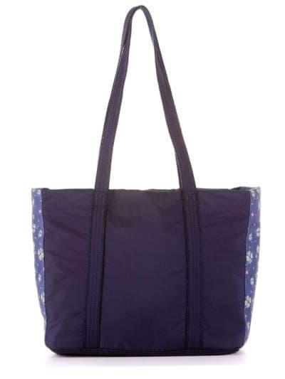 Молодежная сумка, модель 183862 синий. Фото товара, вид дополнительный.
