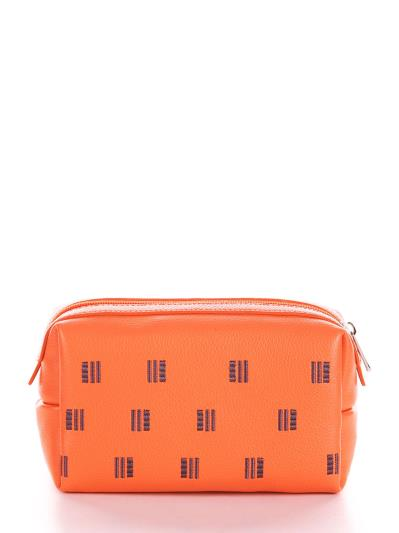 alba soboni. Косметичка 622 оранжевий. Вид 3.