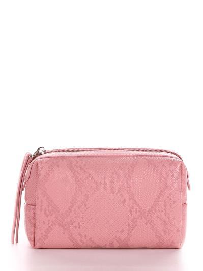 alba soboni. Косметичка 637 пудрово-розовый. Вид 1.