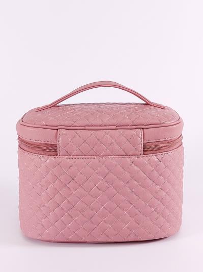 alba soboni. Косметичка 640 пудрово-розовый. Вид 4.