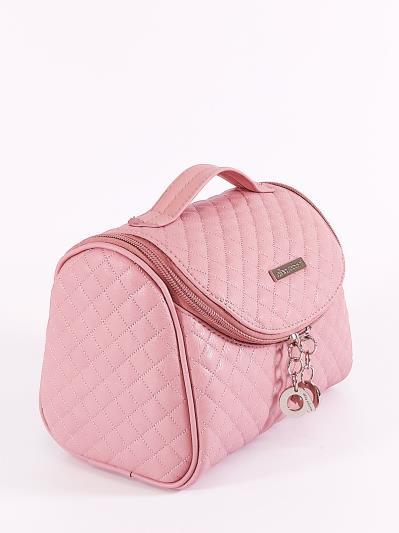 alba soboni. Косметичка 650 пудрово-розовый. Вид 2.
