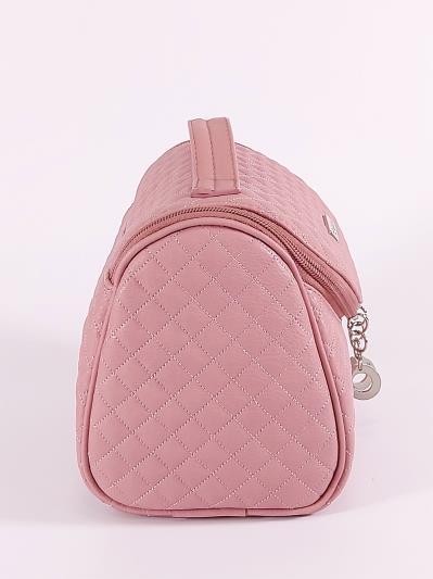 alba soboni. Косметичка 650 пудрово-розовый. Вид 3.