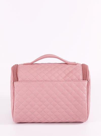 alba soboni. Косметичка 650 пудрово-розовый. Вид 4.