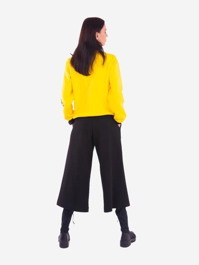 alba soboni. Жіночий костюм з кюлотами L (202-001-01). Вид 3.