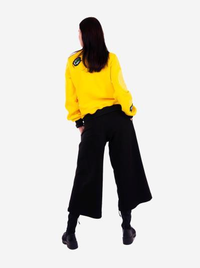 alba soboni. Жіночий костюм з кюлотами L (202-003-01). Вид 3.