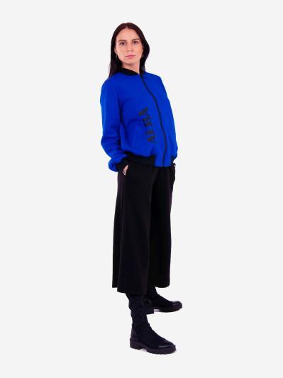 alba soboni. Жіночий костюм з кюлотами L (202-004-01). Вид 1.