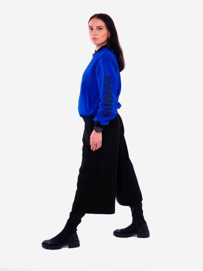 alba soboni. Жіночий костюм з кюлотами L (202-004-01). Вид 2.