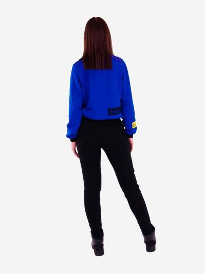 alba soboni. Жіночий костюм з брюками L (202-005-02). Вид 3.