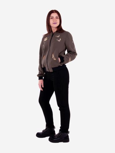 alba soboni. Жіночий костюм з брюками L (202-008-02). Вид 3.