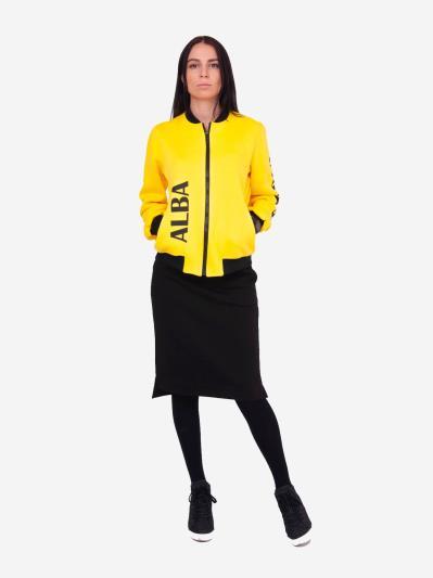 alba soboni. Жіночий костюм з юбкою L (202-001-03). Вид 1.