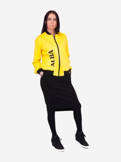 alba soboni. Жіночий костюм з юбкою L (202-001-03). Вид 3.