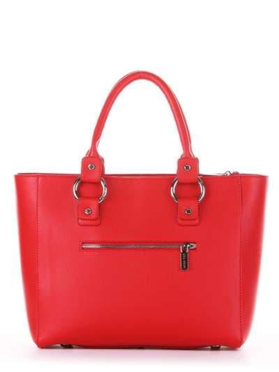 Брендовая сумка, модель 181726 красный. Фото товара, вид дополнительный.