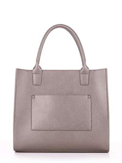 Брендовая сумка, модель E18007 оливковый. Фото товара, вид дополнительный.