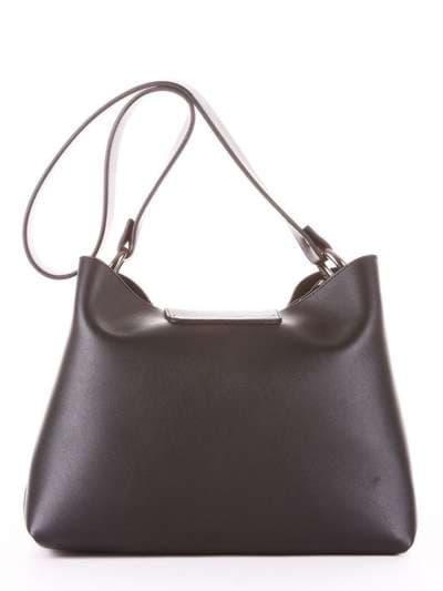 Модная сумка, модель E18031 черный. Фото товара, вид дополнительный.
