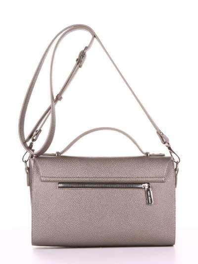 Брендовая деловая сумочка, модель E18017 оливковый. Фото товара, вид дополнительный.