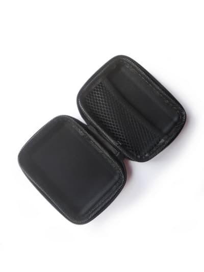 Модный чехол для наушников для наушников кумамон черный. Фото товара, вид 3