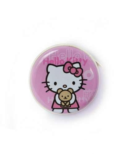 Модний чохол для навушників котенок рожевий. Фото товару, вид 1