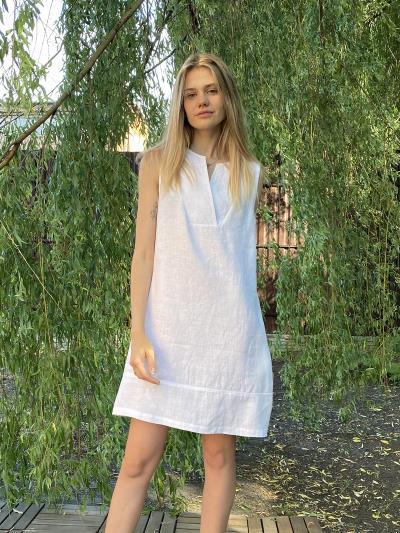 Фото товара: лляна сукня