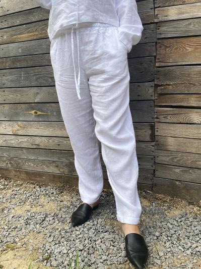 linen island. Лляні штани