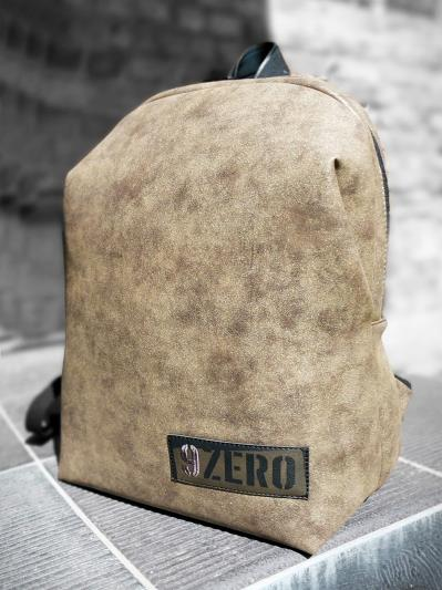 alba soboni. Рюкзак MAN-001-4 хакі-нікель. Вид 1.